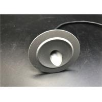Buy cheap 2W DMX512 RGB Dimmable Led Wall Lights With PVC Recessed Mounting Sleeve from wholesalers