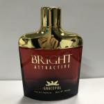 Buy cheap Logo Printing Luxury Perfume Bottles Empty Atomizer 100ml Sprayer Sealing Type from wholesalers