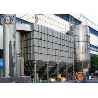 Buy cheap Industrial Bag Filter Equipment , Cement Rotary Kiln Plant Baghouse Dust Collector from wholesalers