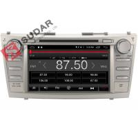 Buy cheap Cortex A53 Octa Core Toyota DVD GPS Navigation Toyota Camry Dvd Player With Bluetooth product