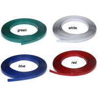 China 0.6mm Sign Frame Extrusions Rigid Aluminum Coil Trim Cap For 3D Channel Letters on sale