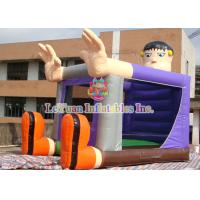 Buy cheap Little Boy Commercial Bounce House Add Character For Birthday Party from wholesalers