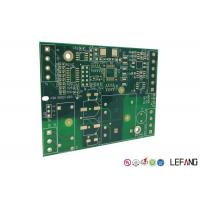 Buy cheap ENIG Surface Copper Clad Printed Circuit Board 4 Layers With ISO9001 Certification product