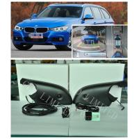 Buy cheap HD Camera 360 AVM-Night Vision Panoramic Car Backup Camera Systems For BMW X3, Bird View System product