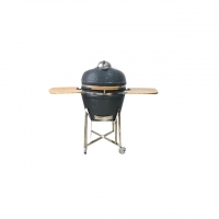 Buy cheap wood fireplace outdoor kitchen CSA Grey  24 Inch Kamado Grill from wholesalers