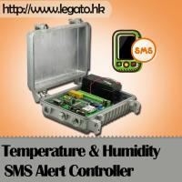 Buy cheap humidity temperature controller sending sms from wholesalers