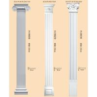Balustrade railing pu decorative columns pillars for for Interior columns for sale