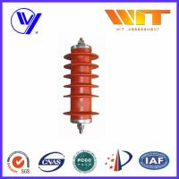 51KV Metal Oxide Surge Arrester Medium Voltage Protection Gapless KEMA