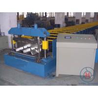 Buy cheap High Standard Trapezoidal Sheet Floor Deck Roll Forming Machine with 12M Auto Stacker from wholesalers
