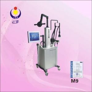 Buy cheap M9 Super Body Sculptor and RF Vacuum Cavitation Ultrasonic product