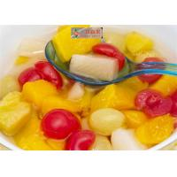 Buy cheap New Season Canned Fruit Cocktail OEM High Temperature Sterilization from wholesalers