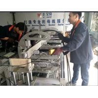 630A-2500A Busbar Fabrication Machine Semi - Automation Busbar Processing Machine
