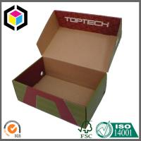 Buy cheap Flexo Color Printing Shoes Corrugated Packaging Box; Shoes Folding Corrugated Box from wholesalers