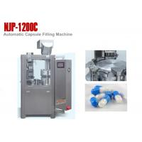 Buy cheap Hard Gelatin Automatic Capsule Filling Machine / Gel Capsule Filling Machine from wholesalers