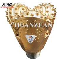 Buy cheap Abrasion Resistance Blue Tci Drill Bit 15 1/2 Inch For Hard Gypsum , Marble product