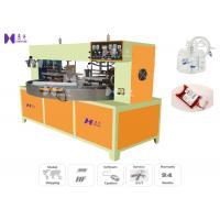 Buy cheap High Frequency Medical Pouch Making Machine 2100×2600 MM Welded Area With Anti - Flash System from wholesalers