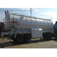 Buy cheap 2 Axles Sewer Vacuum Suction Semi Trailer For Off Road And Oil Field Operation 20000L from wholesalers