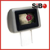 Buy cheap Taxi  cab Geo Location Dependent Advertising Headrest screen from wholesalers