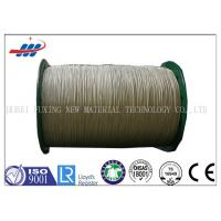 Buy cheap Corrosion Resistance Brass Plated Steel Wire 72A For Tyre Belt / Carcass from wholesalers