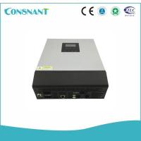 Buy cheap 48VDC Solar Panel Inverter Pure Sine Wave With Charger , 4 / 5KW Solar System Inverter from wholesalers
