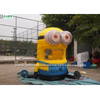 Buy cheap Custom Inflatable Games , Lovely Despicable Me Inflatable Money Machine from wholesalers