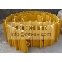 Buy cheap SUPER Shantui SD16 bulldozer track shoes / 203MA -37151 undercarriage parts from wholesalers