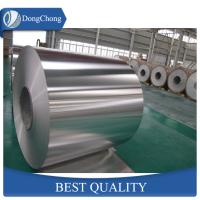 Buy cheap Silver 3003 Industrial Size Aluminum Foil High Flexibility For Radiator from wholesalers
