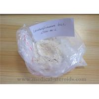 Buy cheap CAS 27262-48-2 Topical Anesthetic Drugs Levobupivacaine Hydrochloride Pain Killer from wholesalers