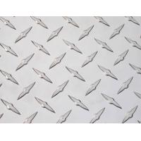 Buy cheap Diamond plate with raised surface resists skid from wholesalers