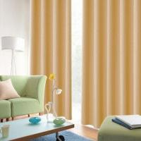 Buy cheap Inherently Flame-retardant 3 Pass-jacquard Blackouts Curtain with Three Colors in Line from wholesalers