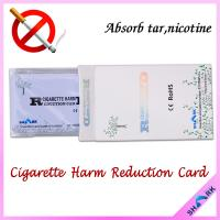 Buy cheap Nano Cigarette Stop Smoking Card For Quit Smoking RoHS Approved from wholesalers