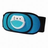 China Body Fit Belt Massage with Ten Programs, Applicable for Waist, Abdomen, Hips and Legs on sale