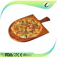 Buy cheap trend hot selling products of pizza cutting board pizza board wood pizza board from wholesalers