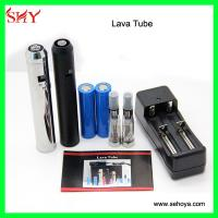 Buy cheap 2014 Professional newest Mod Lavatube with Variable Voltage 900mAh/2200mAh lavatube ecig v from wholesalers