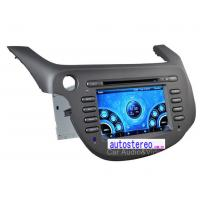Buy cheap 7'' Car Stereo GPS Navigation Headunit Autoradio  for Honda Fit  / Jazz 2007 Left Hand Drive from wholesalers
