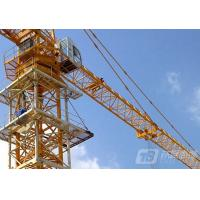 Buy cheap QTZ80 6010  Tower Crane Peng Cheng Brand with remote control from wholesalers