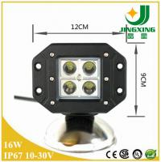 Buy cheap New 3inch flush mount cree led work light,16W work light led, car led work lamp from wholesalers