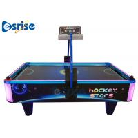 Buy cheap Online Mode Foosball Air Hockey Table Multi Level Settings With Countdown Timer from wholesalers
