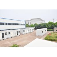Buy cheap 100% Finished Prefab Modular Homes For Office , For Bedroom For Rent from wholesalers