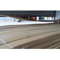Buy cheap Plywood Ash Wood Quarter Cut Veneer Natural Brown 0.5mm Thickness from wholesalers