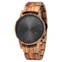 Buy cheap Boyear Fashion Wholesale OEM Handcrafted Waterproof Men Bamboo Wood Watch,Wooden Fashion Watch from wholesalers