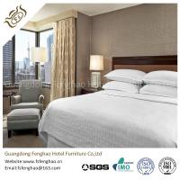 Buy cheap Contemporary  5 Star Presidential Suite Hotel Bedroom Furniture Sets For Single Or Double Room from wholesalers