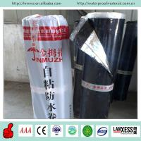 Buy cheap Cheap Bitumen Self Adhesive Waterproof Membrane from wholesalers