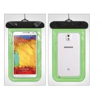 Buy cheap cheap pvc phone waterproof case/cell phone waterproof dry bag/floating waterproof phone from wholesalers