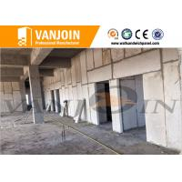 Buy cheap Windproof precast insulated concrete panels With Calcium Silicated Boards from wholesalers