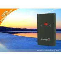 Buy cheap GT03B 1000mAh Battery SiRF Star III GPS Fleet Tracker With Three Colour LED Indicators from wholesalers
