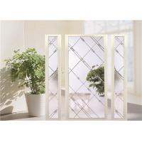 Buy cheap Bullet Proof  Security Sliding Glass DoorEU Standard Plated Chrome from wholesalers