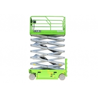 Buy cheap Electric height 12m and 320kg capacity scissor sky Lift Platform for construction from wholesalers