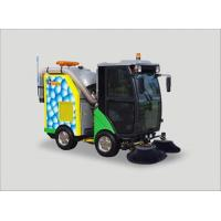 Buy cheap Compact Street Sweeper CHD5021TSL, Road Clean Machine, Road Sweeper from wholesalers