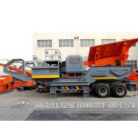 Buy cheap Price for tire movable coal impact mobile stone crusher from wholesalers